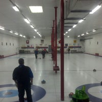 Photo taken at Schenectady Curling Club by Dirty G. on 11/17/2012