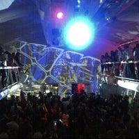 Photo taken at Bed Supperclub by Ihsan Ʈ. on 8/31/2013