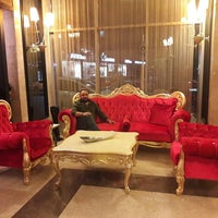 Снимок сделан в Esila Hotel Ankara пользователем G3zg1n Z. 11/23/2017