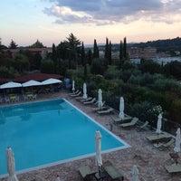Photo taken at Residenza Fontanelle Hotel Ristorante by Jaco v. on 8/30/2014