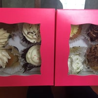 Photo taken at Cre8tive Cupcake by Katie M. on 6/8/2015
