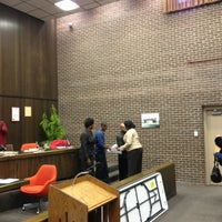 Photo taken at Muskegon Heights City Hall by Stephen K. on 11/18/2013