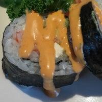 Photo taken at Sakamoto Japanese Grill And Sushi by Jose V. on 3/28/2014