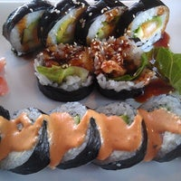 Photo taken at Sakamoto Japanese Grill And Sushi by Jose V. on 5/23/2013