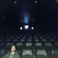 Photo taken at Bow Tie Cinemas Hoboken by Nils A. on 4/8/2016