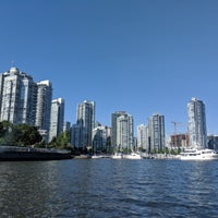 Photo taken at Yaletown by Nils A. on 5/23/2018