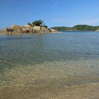 Photo taken at Uradome Coast by hide g. on 5/5/2017