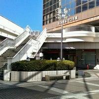 Photo taken at 京阪守口市駅 バスターミナル by hide g. on 1/16/2017