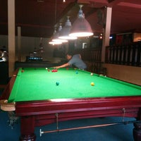 Photo taken at Cafe Leading Billiard Centre (LBC) by Gus S. on 7/4/2014