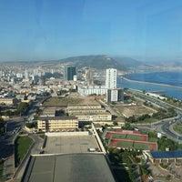 Photo taken at Sheraton Oran by Zidane S. on 9/24/2013