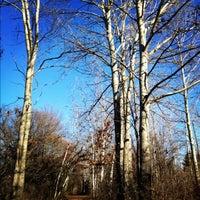 Photo taken at Gateway Trail by Kristen E. on 11/15/2012