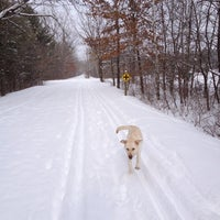 Photo taken at Gateway Trail by Kristen E. on 2/22/2013