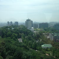 Photo taken at Namsan Cable Car by Young-Jin C. on 6/16/2013