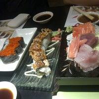Photo taken at Midori Japanese Restaurant by Inalouis on 11/25/2012