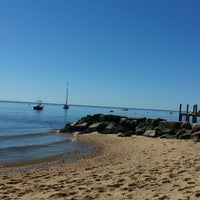 Photo taken at Riley's Beach by Toshka R. on 8/11/2013