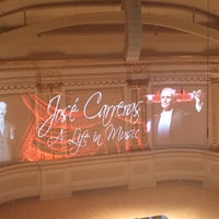 Снимок сделан в Stern Auditorium / Perelman Stage at Carnegie Hall пользователем Mia N. 9/29/2017