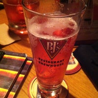 Photo taken at BJ's Restaurant and Brewhouse by Liz V. on 5/15/2013