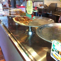 Photo taken at King of New York Pizzeria by Lydia on 1/26/2013