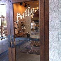 Photo taken at Baily Vineyard & Winery by Lydia on 2/15/2013