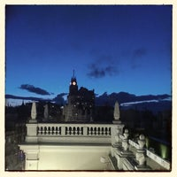Photo taken at Hotel Ada Palace by Mauro F. on 4/11/2013