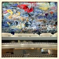Снимок сделан в UNECE Geneva пользователем Mauro F. 4/13/2013