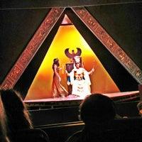 Foto tomada en Академический камерный музыкальный театр имени Б. А. Покровского por 🐦Marea S. el 10/10/2012