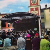Photo taken at Fontana u Rovinju by 🐦Marea S. on 9/14/2013