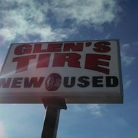 Photo taken at Glen's Tire & Automotive Inc. by Hannah W. on 3/1/2013