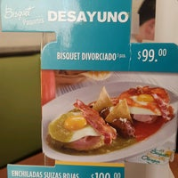 Photo taken at Los Bisquets Bisquets Obregón by Cristina P. on 1/24/2017