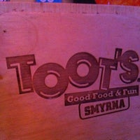 Photo taken at Toot's by Amy B. on 11/7/2012