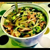 Photo taken at Pho Vietnam Tuan & Lan by Radek P. on 9/28/2012