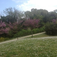 Photo taken at Parco Miralfiore by Marco P. on 4/20/2013