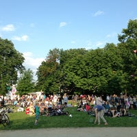 Photo taken at Agrykola by Grzegorz K. on 6/29/2013