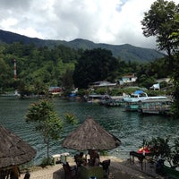 Photo taken at Pandu Hotel Lakeside Parapat by @lucianancy on 1/5/2015