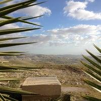 Photo taken at Ma'ale Adumim by Mayya S. on 3/24/2013