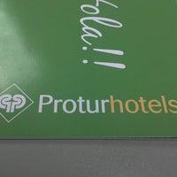 Снимок сделан в Protur Hotels пользователем Marga B. 8/5/2013