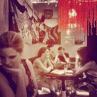Photo taken at Sake Bar Satsko by Stanley S. on 7/7/2012