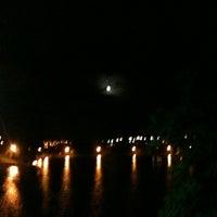 Photo taken at Lago do Orfeu by Gian C. on 12/1/2012