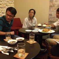 Photo taken at Trung Nguyen Coffee by Liem P. on 12/16/2012