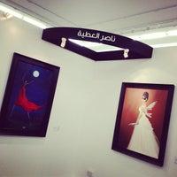 Photo taken at ALRIWAQ Exhibition Space by Abdelaziz A. on 10/11/2012