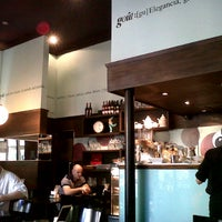 Photo taken at Goût Café by Cin B. on 3/28/2013
