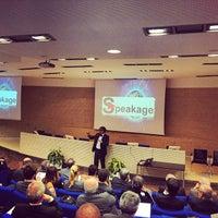 รูปภาพถ่ายที่ Centro Conferenze alla Stanga โดย Filippo D. เมื่อ 2/27/2015