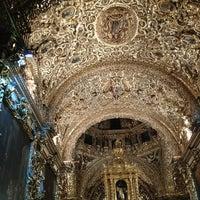 Photo taken at Templo de Santo Domingo by Fer L. on 3/16/2013