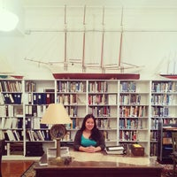 Photo taken at City Island Nautical Museum by Desmond C. on 8/30/2014