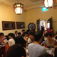Photo taken at Ah Chew Desserts 阿秋甜品 by Penny W. on 5/4/2013