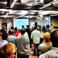 Photo taken at The Nashville Entrepreneur Center by Jeff L. on 9/23/2013