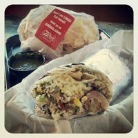 Photo taken at Zaba's Mexican Grill by Jeff L. on 11/4/2012