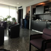 Photo taken at Airport Club Panamá by Anais C. on 7/28/2013