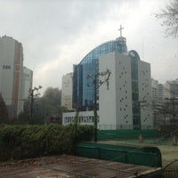Photo taken at Soongsil University by Jarvis L. on 11/19/2012