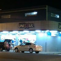Photo taken at Unissul Supermercados by Marcélio G. on 8/17/2016